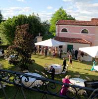 Matrimoni in Villa da Ponte