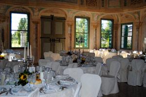 Matrimoni a Villa da Ponte